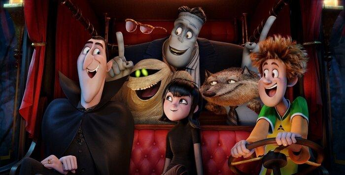 Американская касса: мультфильм «Монстры на каникулах 2» побил сентябрьский рекорд