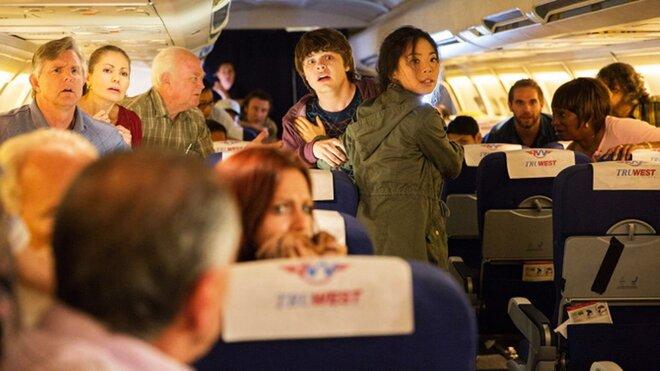 Зомби окажутся на борту самолёта в новом мини-сериале