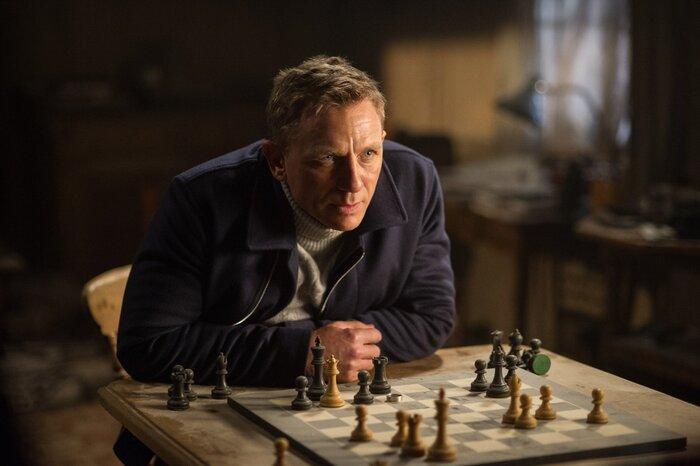 Дэниэл Крэйг в финальном трейлере фильма «007: Спектр»