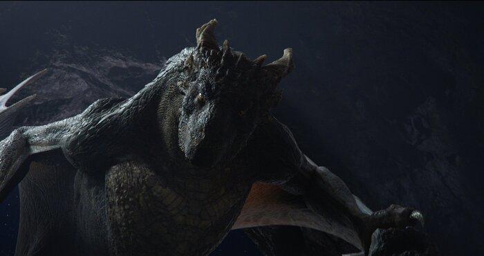 Вышел поэтический трейлер фильма-фэнтези «Он - дракон»