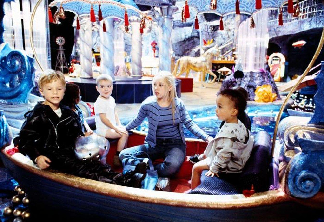 Супердетки: Вундеркинды 2 (Superbabies: Baby Geniuses 2, 2004) картинки