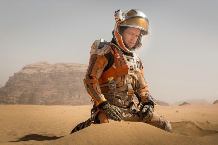 Касса четверга: «Марсианин» стал безоговорочным лидером
