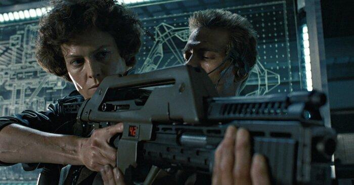 В сиквеле «Чужого» появится новое оружие. Фото