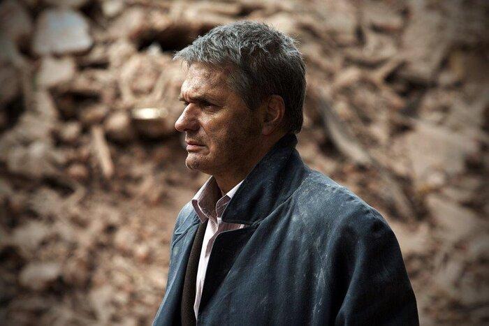 Появились первые кадры со съёмок фильма Сарика Андреасяна «Землетрясение»