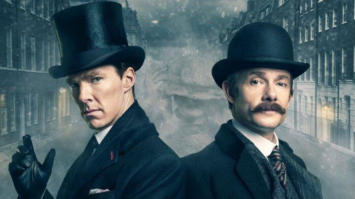 Вышел новый трейлер викторианской серии «Шерлока»