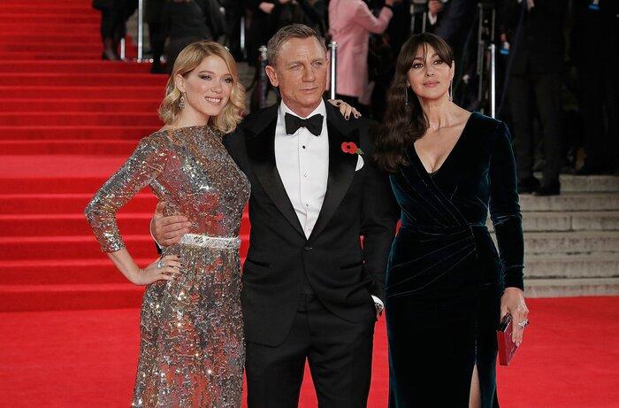 В Лондоне состоялась мировая премьера фильма «007: Спектр»