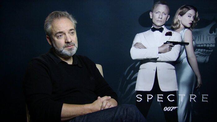 Сэм Мендес: «То, что вы видите в фильме – это на самом деле то, что я хотел показать»