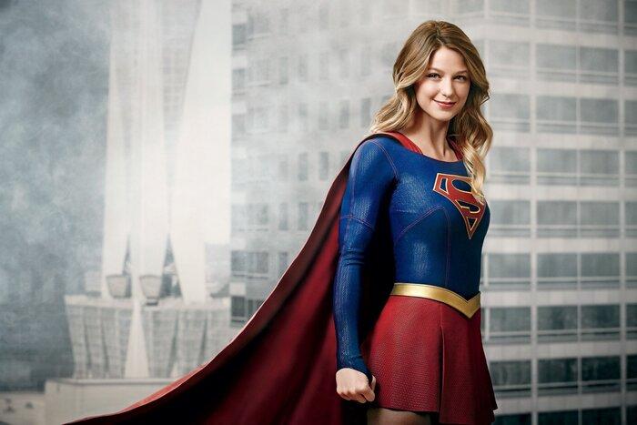 Премьера сериала «Супергёрл» бьёт рекорды