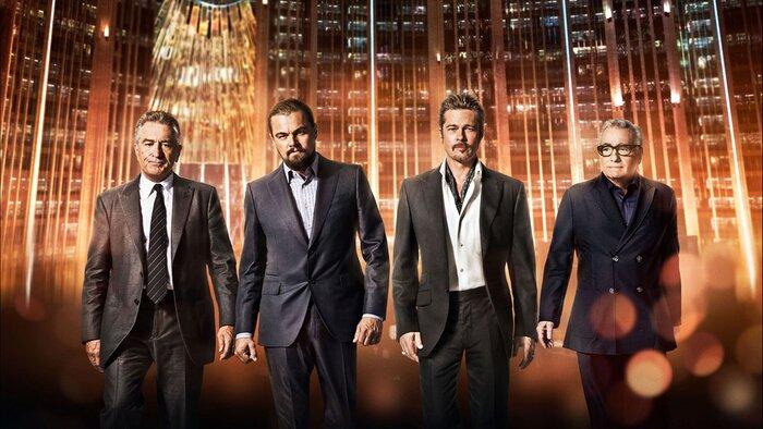 Леонардо ДиКаприо, Роберт Де Ниро и Брэд Питт получили за съёмки в рекламном фильме по $13 млн