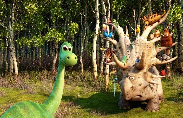 «Хороший динозавр», «007: Спектр», «Училка» и другие ожидаемые фильмы ноября