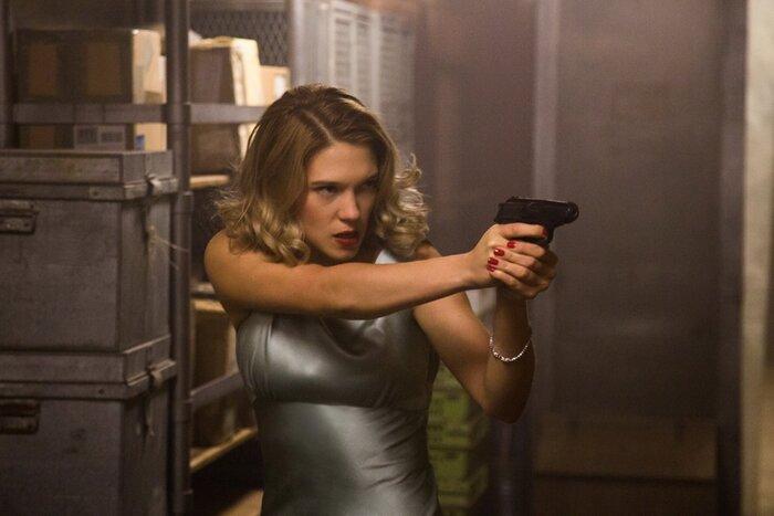 Главное на «Фильм Про»: «007: Спектр», «Крепость», «Наследники» и другие материалы