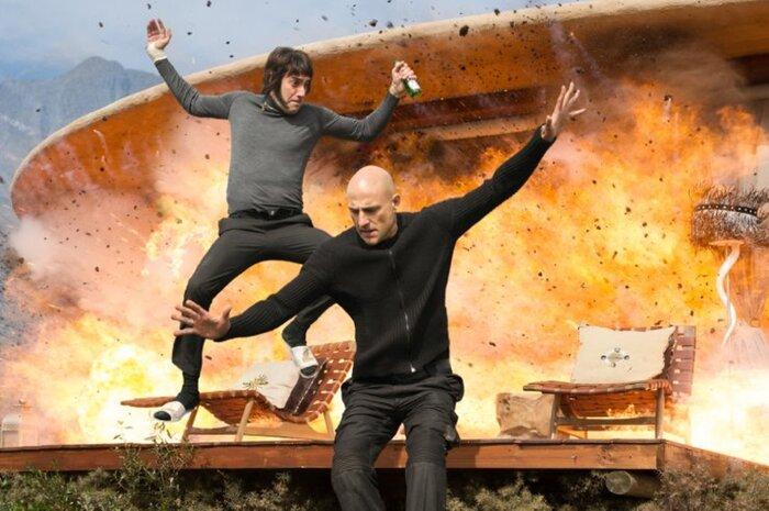 Выпущен трейлер комедии с Сашей Барон Коэном «Братья Гримсби». 18+