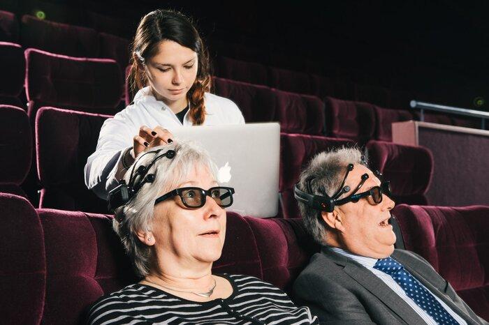 RealD вместе с британскими учёными выяснили, что 3D улучшает работу мозга