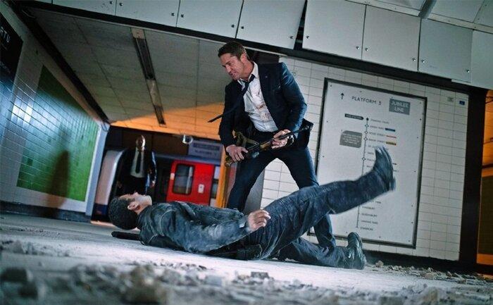 Вышел трейлер боевика с Джерардом Батлером «Падение Лондона»