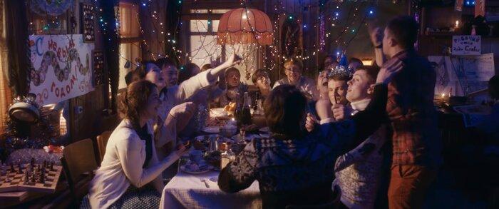 «Млечный путь» с Сергеем Безруковым: вышел трейлер новогоднего фильма