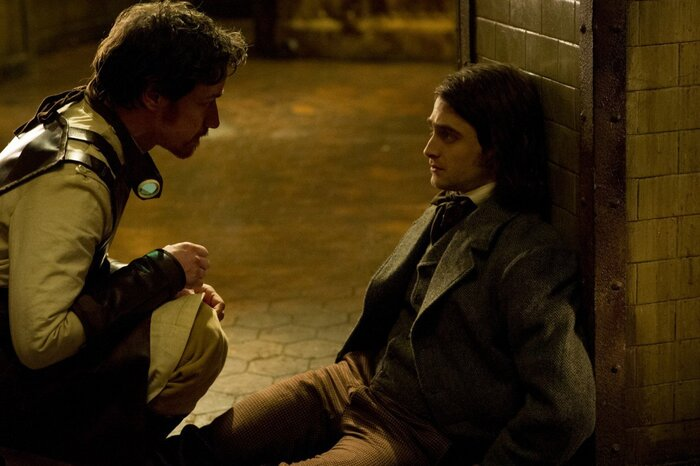 Опубликовано видео со съёмок фильма «Виктор Франкенштейн» с Дэниэлом Рэдклиффом