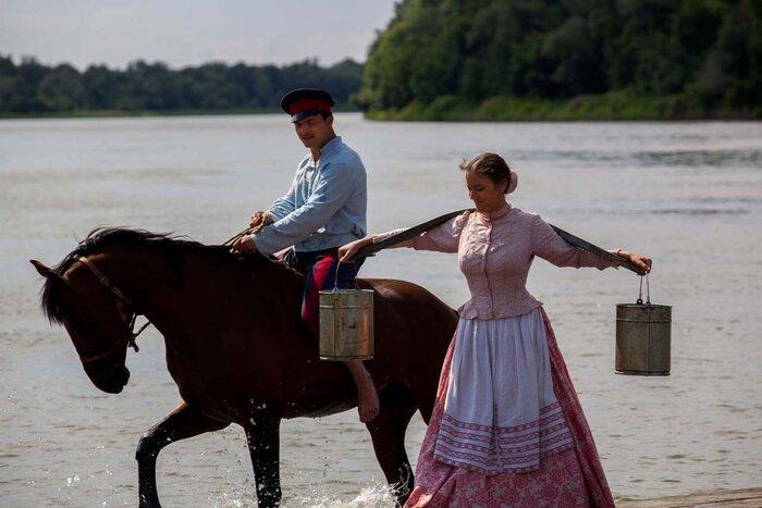 В эфире телеканала «Россия 1» появились первые трейлеры многосерийного фильма «Тихий Дон»