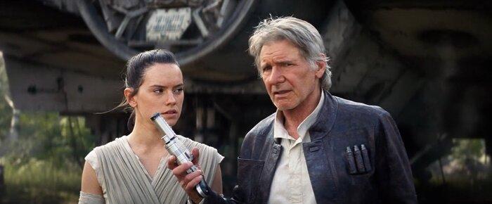 Новый ролик фильма «Звёздные войны VII» раскрывает подробности истории