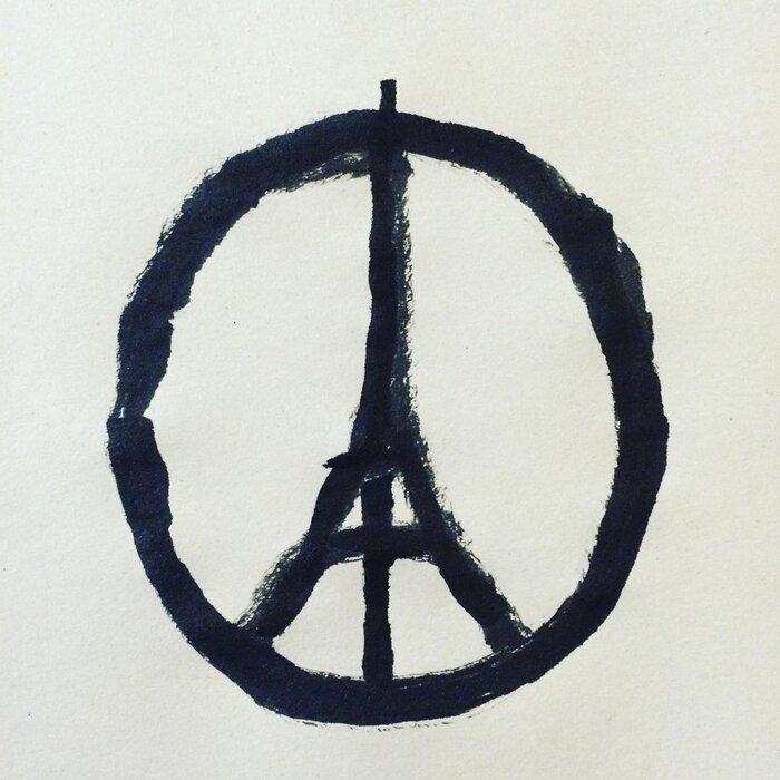 Звёзды в своих блогах высказываются о террористической атаке на Париж