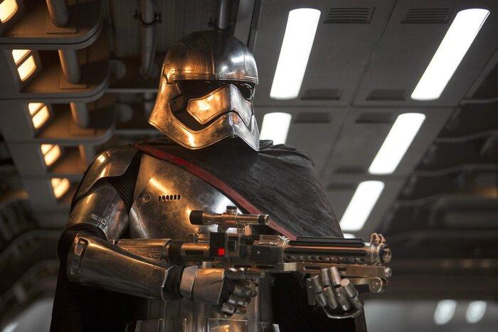 По новым «Звёздным войнам» студия ввела режим секретности