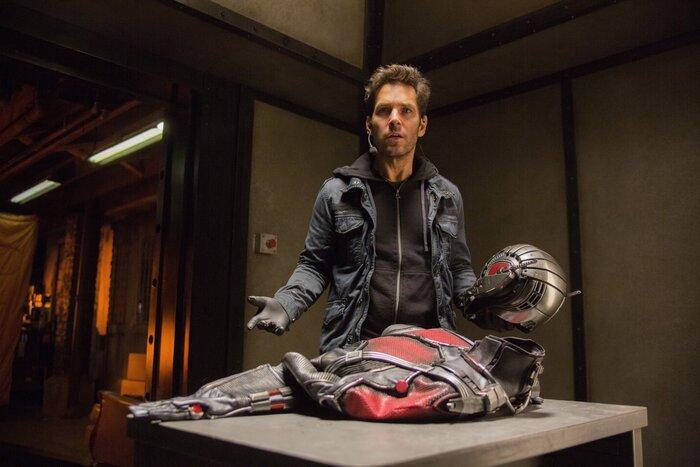 Пол Радд: «Человек-муравей должен был сразиться с Мстителем!»