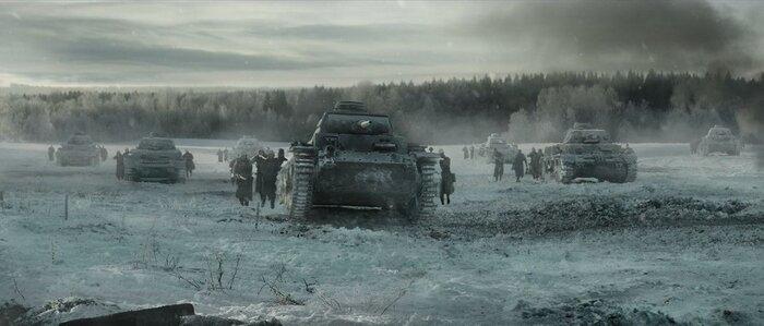 Вышел трейлер военного фильма «28 панфиловцев»