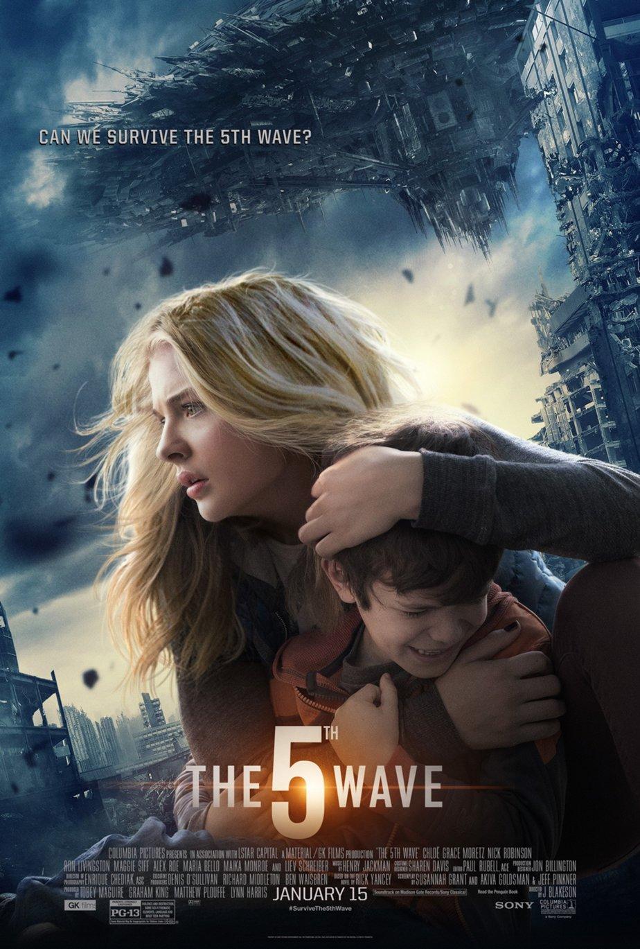 Фильм 5ая волна The 5th Wave  смотреть онлайн