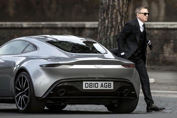 Выставка автомобилей Джеймса Бонда открылась в Лондонском музее кино
