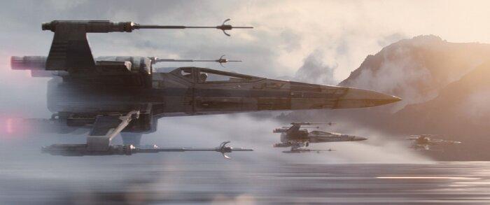 Джей Джей Абрамс закончил работу над фильмом «Звёздные войны: Пробуждение силы»