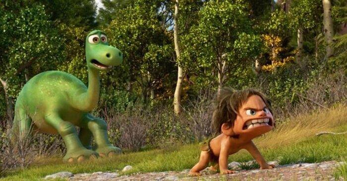 Мультфильм студии Pixar «Хороший динозавр» выходит в прокат