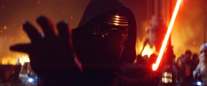 Новый ролик фильма «Звёздные войны: Пробуждение силы» поражает своим размахом