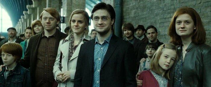 Джоан Роулинг раскрыла ещё одну тайну о Гарри Поттере