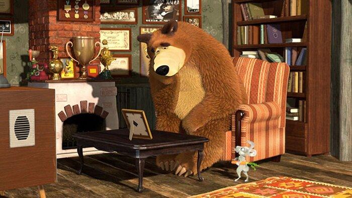 Мультсериал «Маша и Медведь» возвращается: экскурсия на студию «Анимаккорд»