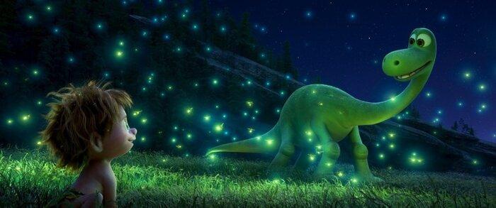Президент Pixar Джим Моррис рассказал о работе над «Хорошим динозавром»