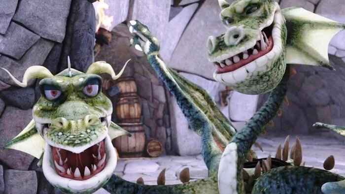«Парадиз» показал эксклюзивные фрагменты мультфильма «Богатырша: Роса и Дракон».