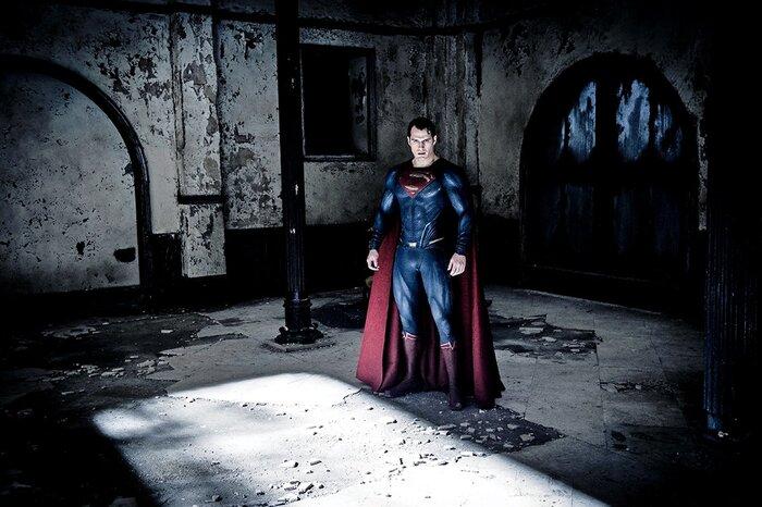 Вышел новый трейлер фильма «Бэтмен против Супермена: На заре справедливости»
