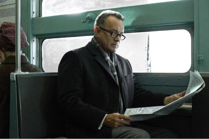 Драма Стивена Спилберга «Шпионский мост» выходит в прокат