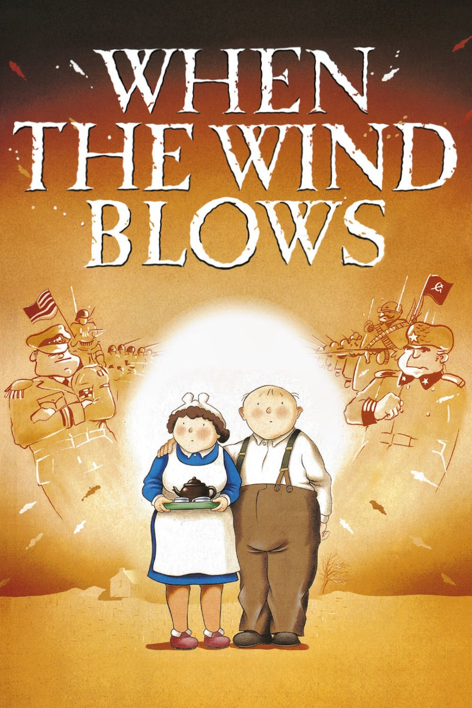 when the wind blows analysis When the wind blows is a graphic novel about an old couple who experience the fallout due to a nuclear bomb explosion within their country it presents the.