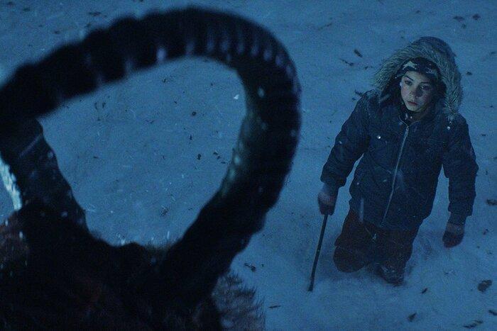 Американская касса: «Крампус» не смог обойти последнюю часть «Голодных игр»