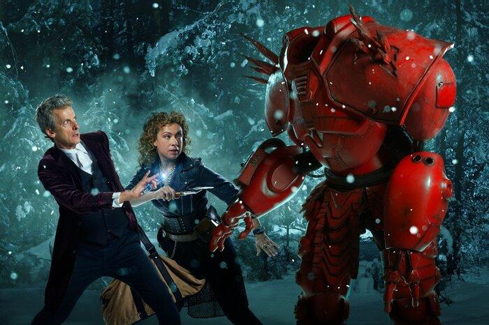 Опубликованы первые ролики рождественской серии «Доктора Кто»