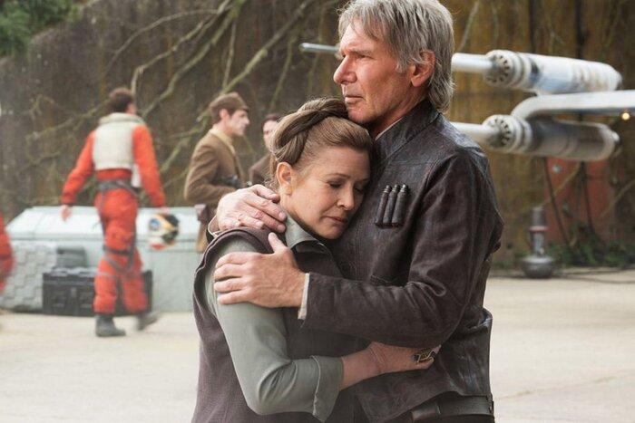 Новые кадры в свежем видео фильма «Звёздные войны: Пробуждение силы»