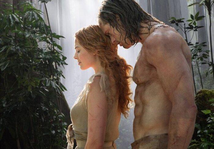 Первое видео приключенческой ленты «Легенда о Тарзане»