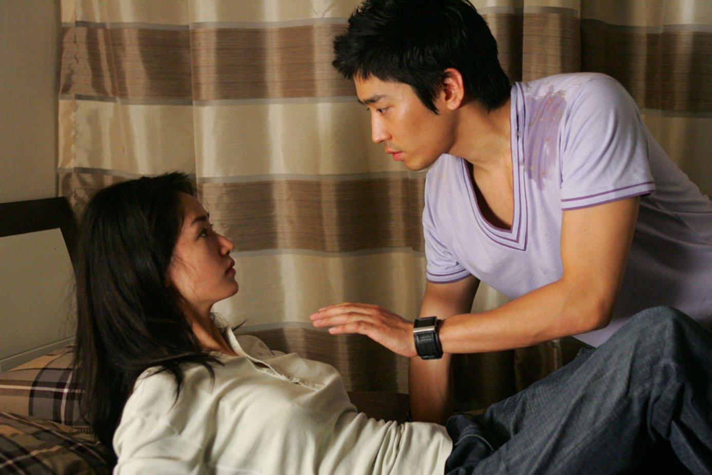 Корейские сексуальные фильмы боялась, что