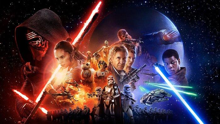 Премьера новых «Звёздных войн» состоялась в Лос-Анджелесе