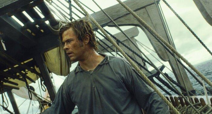 Касса уикенда: фильм «В сердце моря» продолжает лидировать