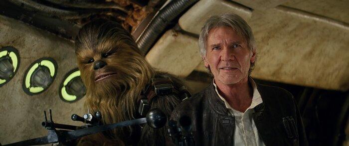 Фильм «Звёздные войны: Пробуждение силы» выходит в прокат