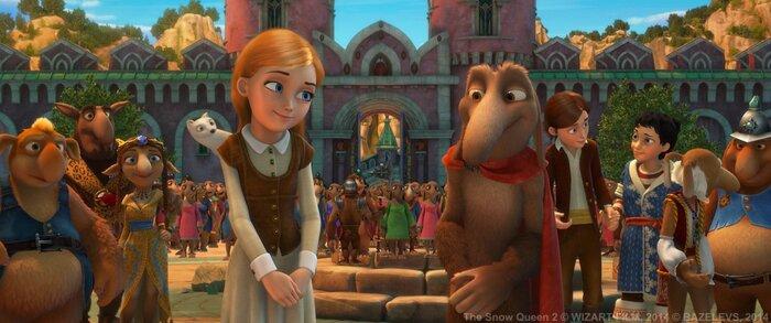 Российский анимационный проект возглавил кассовый рейтинг европейской страны