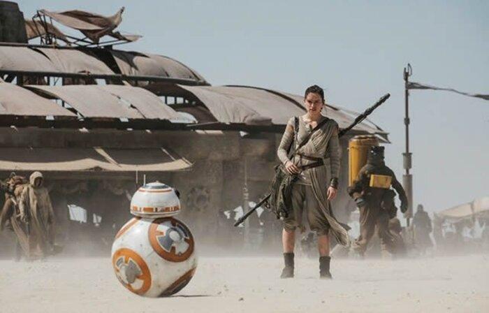 «Звёздные войны: Пробуждение силы» бьют первые рекорды в прокате