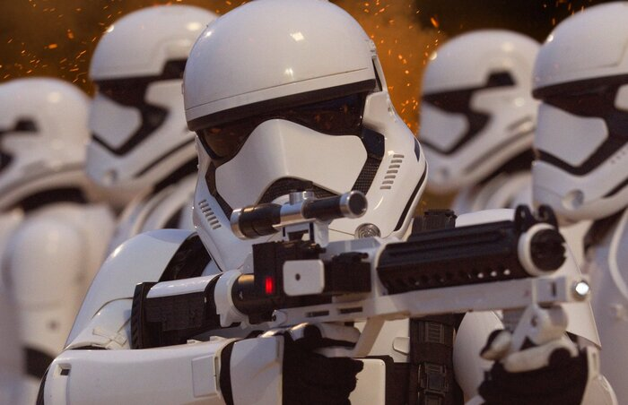 Итоговая касса уикенда: новые «Звёздные войны» установили абсолютный рекорд