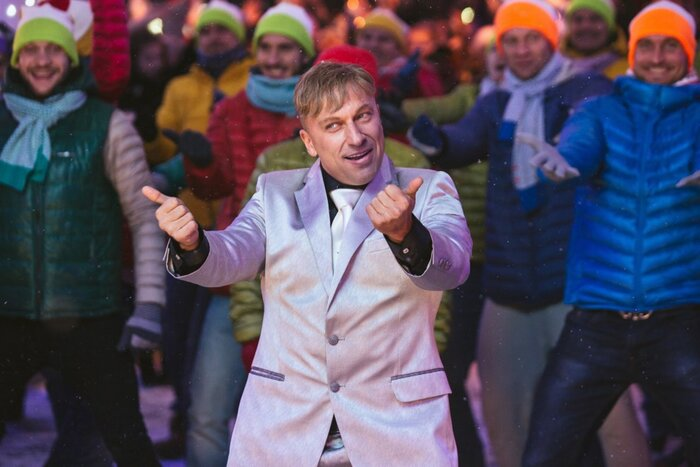 Караоке-комедия с Дмитрием Нагиевым «Самый лучший день» выходит в прокат